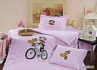Набор детского постельного белья ARYA Journey вышивка сатин 1001787
