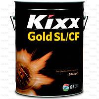 Kixx gold sl 10w40 20л