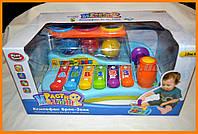 Игрушки музыкальные инструменты | Ксилофон детский