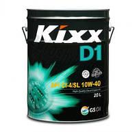 Kixx d1 10w40 20л