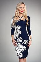 Платье женское Красотка мод 456,размер 44-46,46-48,48-50,50-52