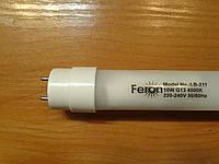 Светодиодная лампа Feron LB-211 10W Т8 230V 6400K