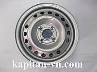 Стальные диски R13 4 100, стальные диски на Chevrolet Aveo, железные диски на Шевроле Авео R13
