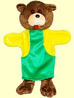 Игрушка-рукавичка Медвежонок