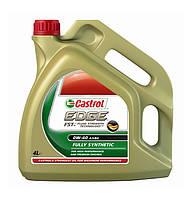 Масло моторн. Castrol  EDGE  0W-40 А3/В4 (Канистра 4л)