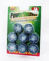 Таблетки для бачка унитаза Power House