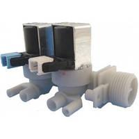 Клапан впускной 2/90 Indesit Ariston под фишку для стиральной машины C00110333