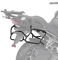 Крепление боковых кофров Givi PLXR4105 для мотоцикла Kawasaki KLE1000 Versys 2012-2014