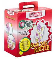 "Пластилин зернистый Maxi пласти-глин ""Ваза для цветов"""