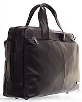 Кожаная деловая сумка  МIС 4222