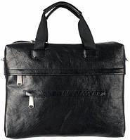 Портфель-сумка из натуральной кожи МIС  4451