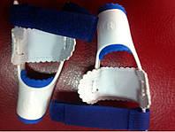 Фиксатор для выравнивания косточки на ноге