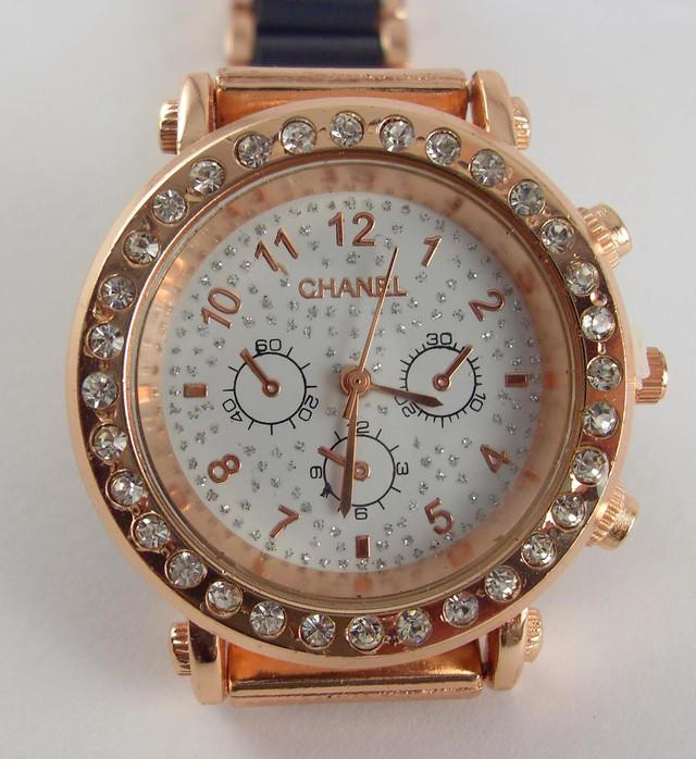 Копии часов Chanel, купить наручные часы Шанель