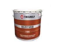 Грунт быстросохнущий TIKKURILA ROSTEX SUPER для металла и оцинковки, красно-коричневый 3л
