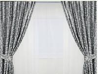 Пошив штор на окна разных цветов и размеров