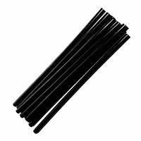 Клей черный, диаметр 11 мм, 53 палочки (1 кг), длина 20 см, Тайвань