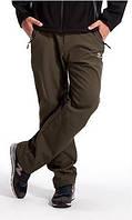 Тёплые спортивные мужские и женские штаны на флисе.