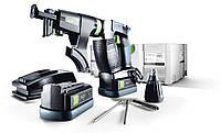 Аккумуляторный строительный шуруповёрт DWC 18-2500 5,2 Li-Plus, Festool