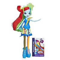 Кукла Май литл пони Рейнбоу Дэш Девочки Эквестрии (My little pony Equestria Girls Rainbow Dash)