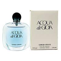Женская парфюмированная вода Armani Acqua di Gioia 100ml(tester)