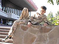 Костюм детский для мальчиков Зарница камуфляж Сафари.