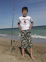 Бриджи детские Кадет для мальчиков камуфляж Army от 4 до 12 лет