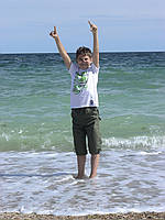 Бриджи детские Кадет для мальчиков цвет Хаки от 4 до 12 лет