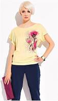 Блузка, кофточка женская с коротким рукавом Zaps 2015