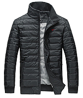 Мужская куртка размер 46 черная Septwolves