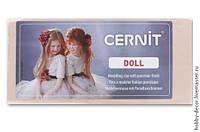 Полимерная глина для лепки кукол Cernit Doll Цернит Долл, 500г, телесный 425