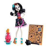 Кукла Монстер Хай Скелита Калаверас Арт Класс Monster High Skelita Calaveras Art Class