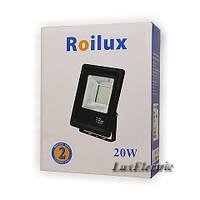 Прожектор светодиодный SMD LED  20W Slim