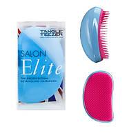 Расческа Tangle Teezer ELITE Blue Pink