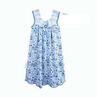 Женская ночная рубашка с кружевом 48 по 62 размер