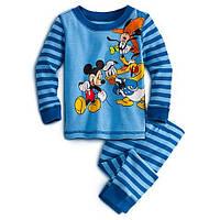 Детская  пижама на мальчика с Микки Маусом