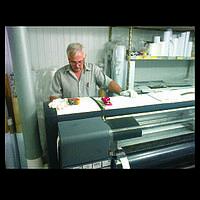 Широкоформатная печать высокого качества