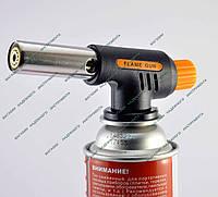 Газовая портативная горелка с пьезоподжигом Flame Gun 807
