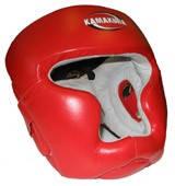 Шлем боксерский с полной защитой  (made in Pakistan)