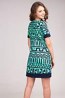 Очаровательное и милое платье из плотного трикотажного полотна, фото 1
