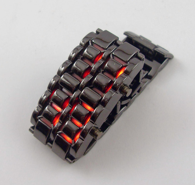Наручные LED часы, купить Led Watch по низкой цене