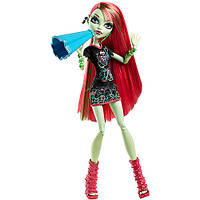 Кукла Монстер Хай Венера Мухоловка Командный Дух Monster High Venus McFlytrap Ghoul Spirit