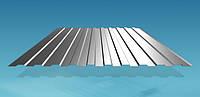 Профнастил стеновой ПС-8 оцинкованный  0.45 мм (1225/1180 мм *2 м)