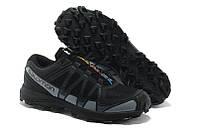 Кроссовки Salomon Fellraiser черные