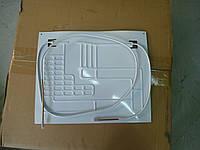 Испарители к бытовым холодильникам HR 45/40 (плачущий 2-х патрубковый  0,5 +1,5 метра )