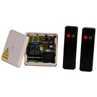 Комплект 2-канальный для управления роллетами (воротами, рольставнями) Elmes ST200HS-het
