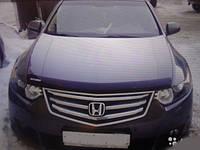 Дефлектор капота (мухобойка) HONDA Accord с 2008 г.в.