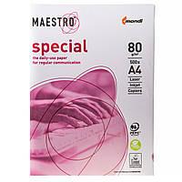 Бумага для офисной техники Maestro Special  A4 пл 80  500 лис