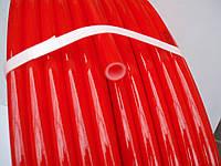 Труба 16х2,0 Wavin Ekoplstik (Чехия) для тёплого пола PE-Xc/EVOH с кислородным барьером (красная) (200м)