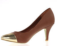 Женские туфли-лодочки RENAE CAMEL , фото 1