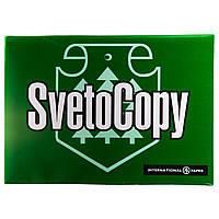 Бумага  белая офисная 80 г м2  SvetoСopy A5  500лис
